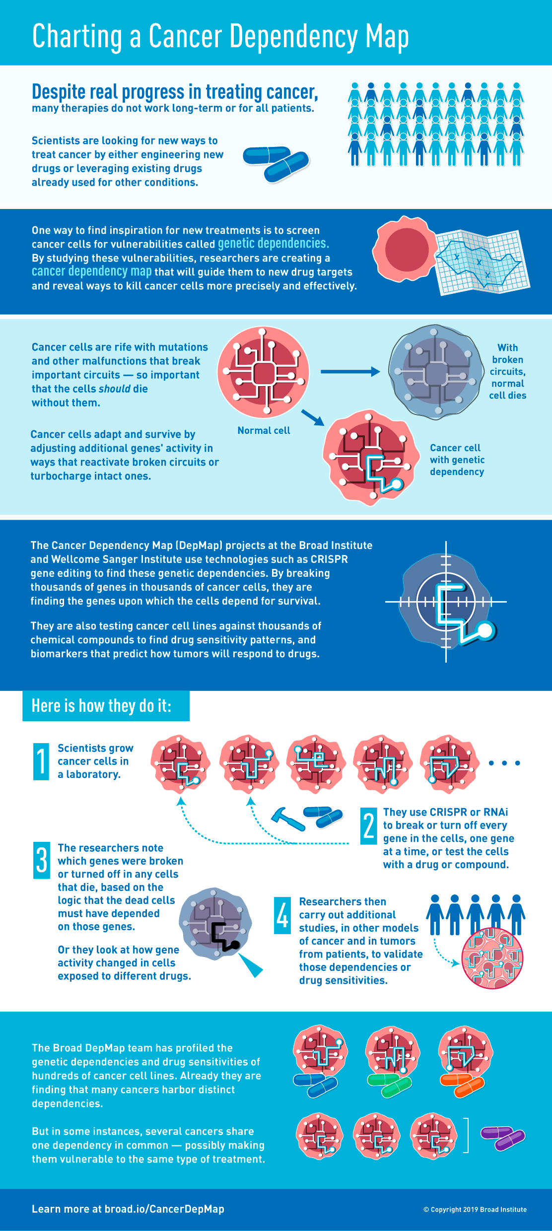 Click to view full size DepMap Infographic